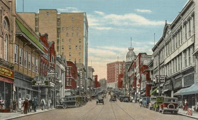 downtown danville virginia